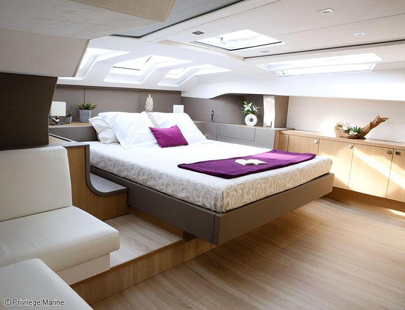 croisi re sur mesure en catamaran de luxe privil ge s rie 7. Black Bedroom Furniture Sets. Home Design Ideas