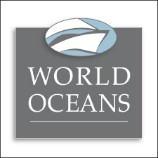 Logo world oceans
